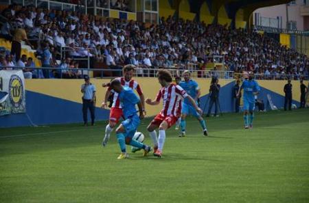 Tarsus-Maraş-Şampiyonluk Sevinci
