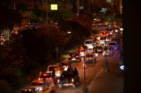 Galatasaray Şampiyon-Tarsus Kutlamaları