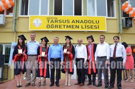 Anadolu Öğretmen Lisesi-Tarsus