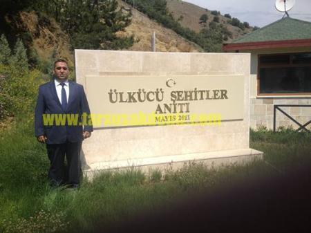Şevket Can Ankara'da