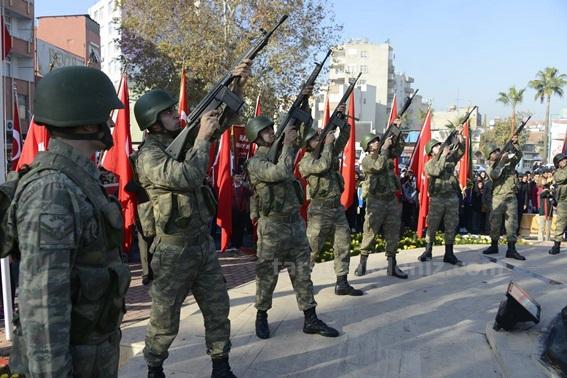 Tarsus'un Düşman İşgali'nden Kurtuluş Yıl Dönümü-2015 (Foto Galeri)