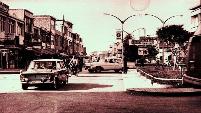 Bir zamanlar Tarsus; Selçuk Togo önü
