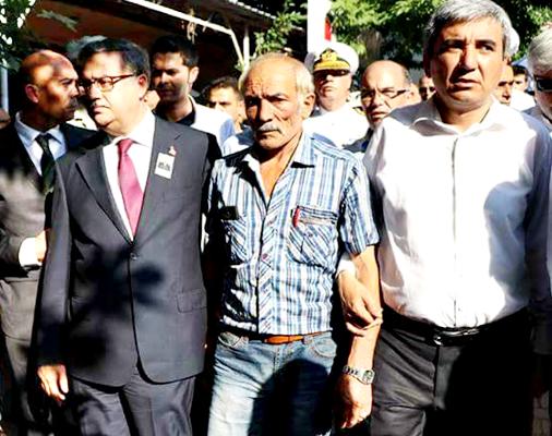 Şehit Piyade Uzman Çavuş Oğuzhan Sezer Cenaze Töreni