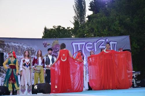 Çamlıyayla 3. Geleneksel İğne Oyası Festivali