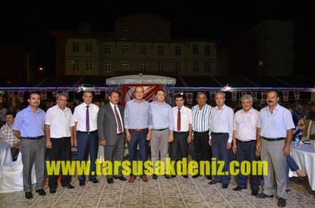 Tarsus MHP İftar Yemeği-2013
