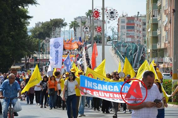 Tarsus 1 Mayıs İşçi Bayramı-2018