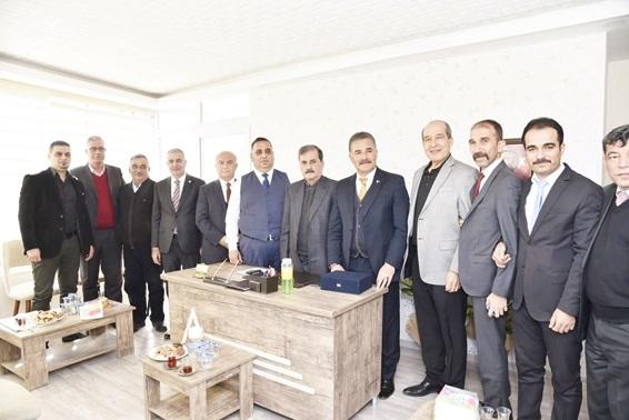 Tarsus Akdeniz Gazetesi yeni çalışma ofisine ziyaretçi akını-1 (2019)
