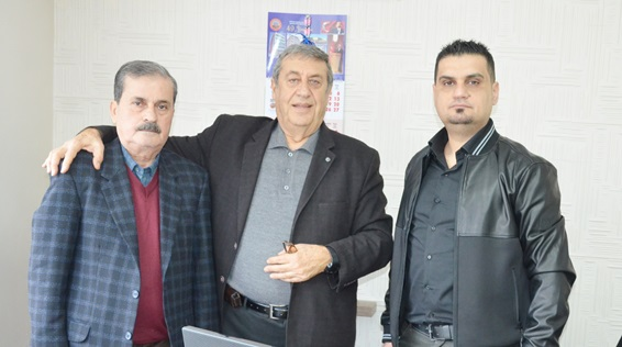 Tarsus Akdeniz Gazetesi yeni çalışma ofisine ziyaretçi akını-1 (2019)2