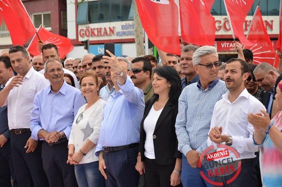 Tarsus'ta 1 Mayıs Kutlaması