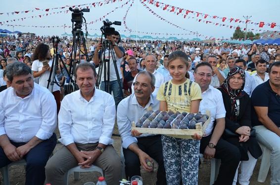 Tarsus'ta İncir Şenliği Coşkusu