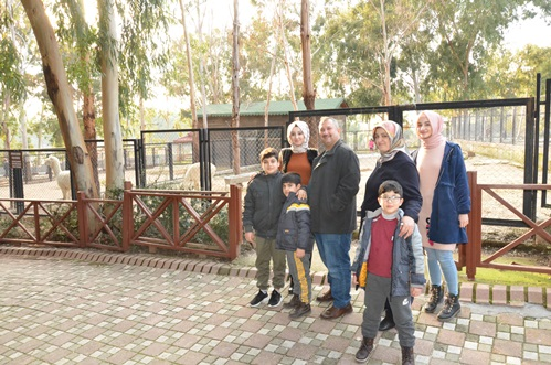 Tarsus Doğa Parkı'na Yoğun İlgi