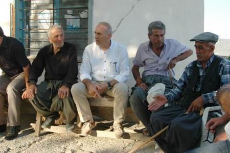 İsmail Batmaz-Köy Gezileri-Ağustos
