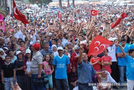 Karboğazı Zafer Şöleni-2013