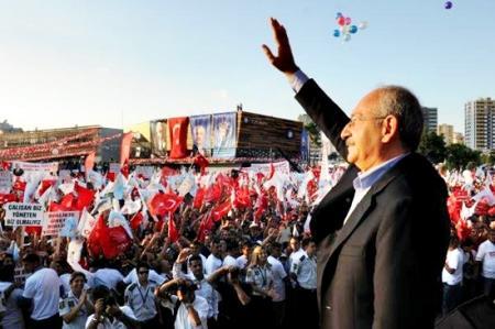 Kemal Kılıçdaroğlu-Adana Mitingi