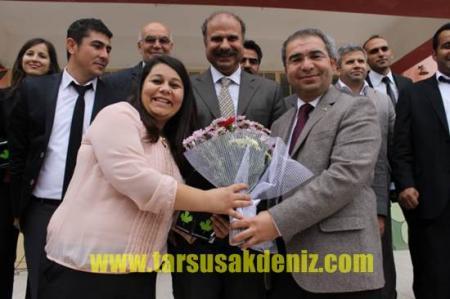 Çamlıyayla-Öğretmenler Günü 2013