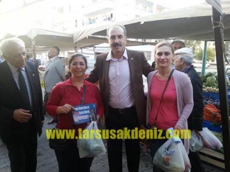 Mehmet Özel-Semt Pazarları