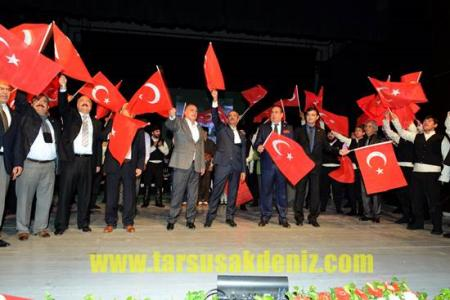 Büyükşehir-Tarsus Konseri-Aralık 2013