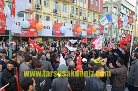 CHP-Haluk Bozdoğan Konvoy