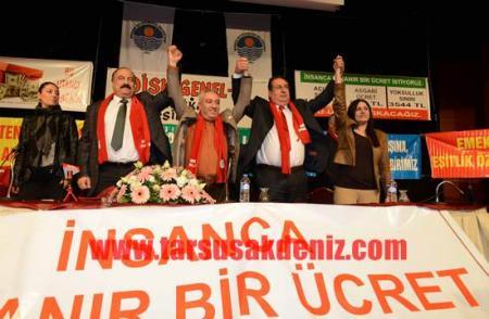 Büyükşehir-Toplu Sözleşme