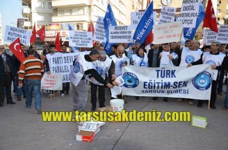 Türk Eğitim-Sen Bordro Eylemi