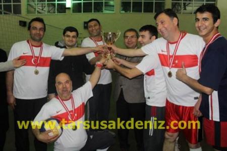 Çamlıyayla-Voleybol Turnuvası Ocak 2014