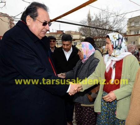 Macit Özcan-Gülnar Şubat 2014