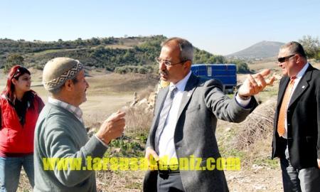 Haluk Bozdoğan-Köy Ziyaretleri