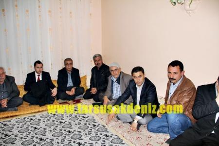 Mustafa Sever-Dernekler Ziyareti