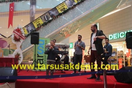 Tarsus AVM-Otomobil Çekilişi 2014