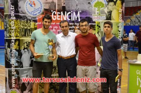 Voleybol-Ödül Töreni-2014
