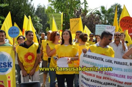 Eğitim-Sen Eylül 2014 grev