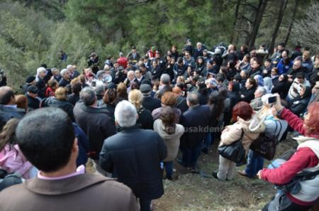 Özgecan Çamalan'da anıldı (foto galeri)