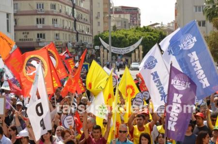 Tarsus 1 Mayıs Kutlaması- 2015