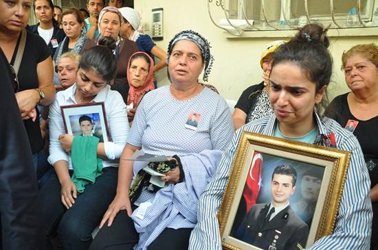 Tarsus Şehit Cemre Salih Gözen cenaze töreni