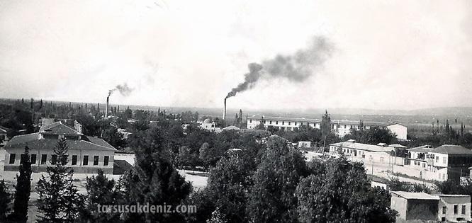 Bir zamanlar sanayi kenti olan Tarsus