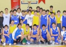 Tarsus İdeal Basketbol Akademisi Mersin Bölgesinde Yarı Finalde
