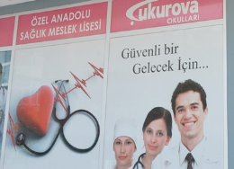 Tarsus Özel Çukurova Anadolu Sağlık Meslek Lisesi Telefonu