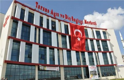 Tarsus Ağız ve Diş Sağlığı Hastanesi Adres ve Telefonu