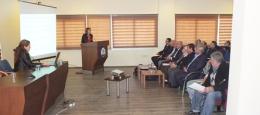 """Tarsus Borsası'nda """"Organik Tarım Yetişirciliği"""" Toplantısı"""