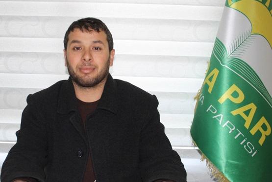 HÜDA-PAR Tarsus eski İlçe Başkanı Silahlı Saldırıda Yaralandı