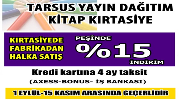 Tarsus Yayın Dağıtım