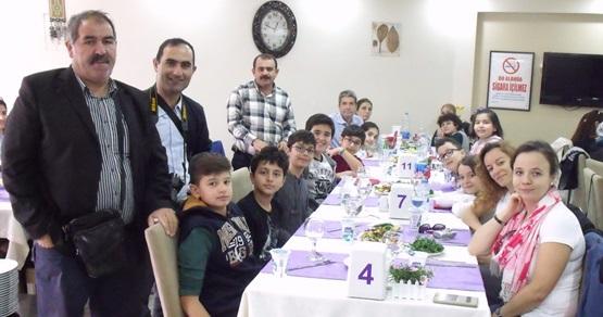 Mersin Bilim ve Sanat Merkezi Öğrencileri Tarsus'ta
