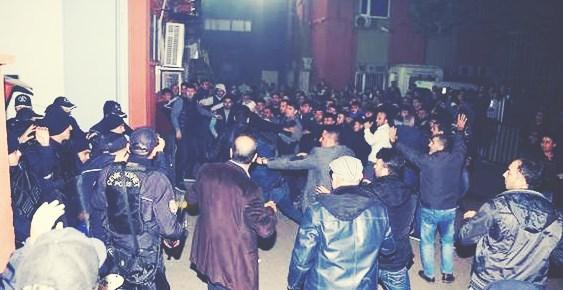 Tarsus'tan sonra Mersin'de de Eylemde Ölüm
