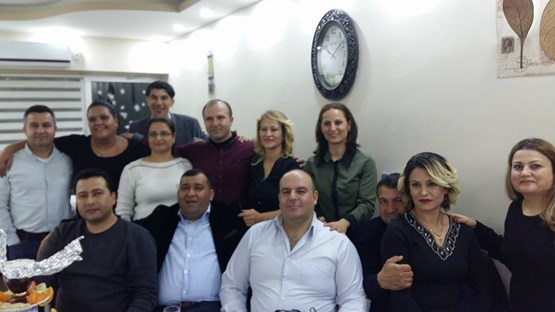 Tarsus Cengiz Topel Lisesi 95 Mezunları Bir Araya Geldi