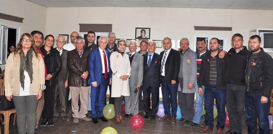 Berdan Cıvata 2016 yılına çalışanlarına ödül dağıtarak girdi