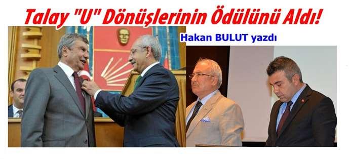 """Kılıçdaroğlu'na """"Talay"""" Mektubu, Lütfen İyi Okuyun"""