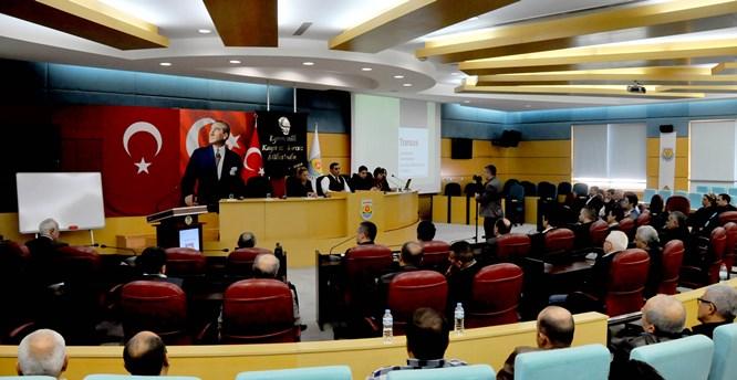 Başkan Can, Kentsel Dönüşümle İlgili Müteahhitlerle Toplantı Yaptı