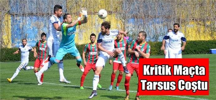 Tarsus İdmanyurdu 3-Amed Sportif 0