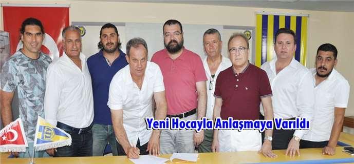 Tarsus İdmanyurdu Teknik Direktör Ergün Aytekin'le Anlaştı