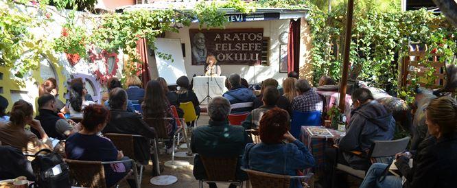 Tarsus'ta Aratos Felsefe Okulu'nda İlk Ders Yapıldı